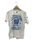 TOYS MCCOY(トイズマッコイ)の古着「Tシャツ」|ホワイト