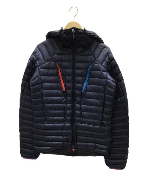 MILLET(ミレー)MILLET (ミレー) ダウンジャケット ネイビー サイズ:M miv7058の古着・服飾アイテム