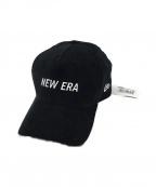 New Era()の古着「キャップ」|ブラック