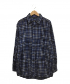 PENDLETON(ペンドルトン)の古着「ウールシャツ」|ブルー