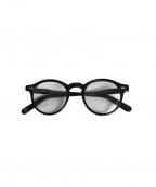 MOSCOT(モスコット)の古着「眼鏡」|ブラック