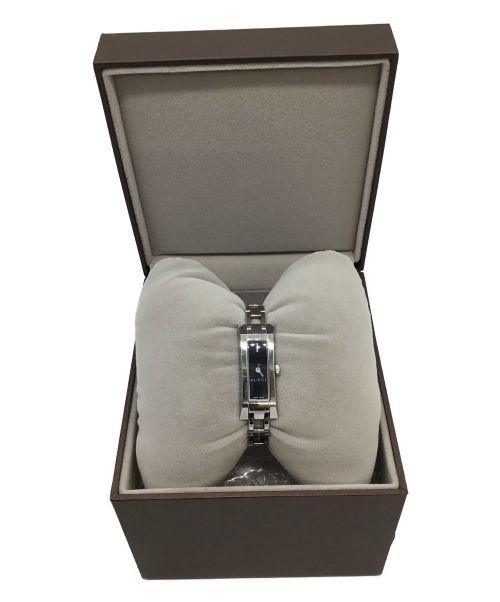 GUCCI(グッチ)GUCCI (グッチ) 腕時計 ブラック サイズ:-の古着・服飾アイテム