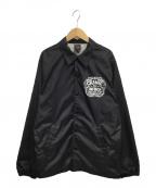 CRIMIE(クライミー)の古着「コーチジャケット」|ブラック