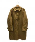 HUMAN WOMAN(ヒューマンウーマン)の古着「ダウンコート」|ブラウン