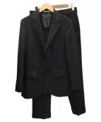MACKINTOSH PHILOSOPHY TROTTER(マッキントッシュ フィロソフィー トロッター)の古着「セットアップスーツ」|ブラック