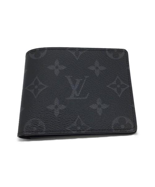 LOUIS VUITTON(ルイ ヴィトン)LOUIS VUITTON (ルイヴィトン) 2つ折り財布 モノグラム・エクリプス サイズ:-の古着・服飾アイテム