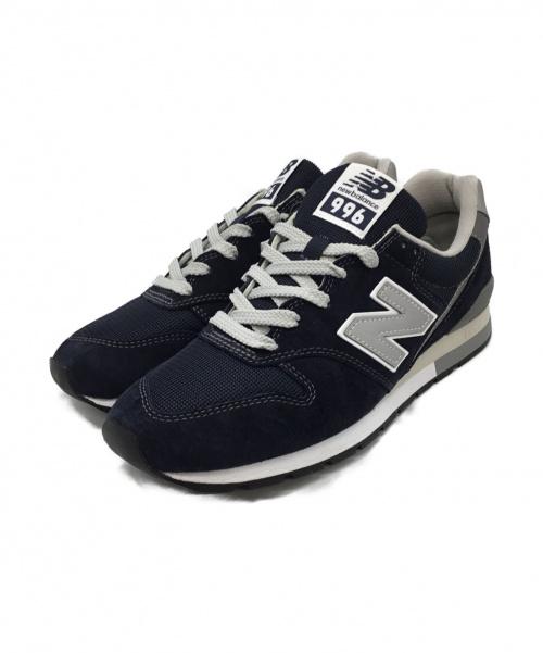 NEW BALANCE(ニューバランス)NEW BALANCE (ニューバランス) スニーカー ネイビー サイズ:26の古着・服飾アイテム