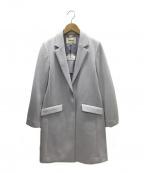 LAISSE PASSE(レッセパッセ)の古着「コート」|ラベンダー