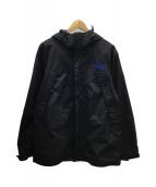 ()の古着「スクープジャケット」|ブラック