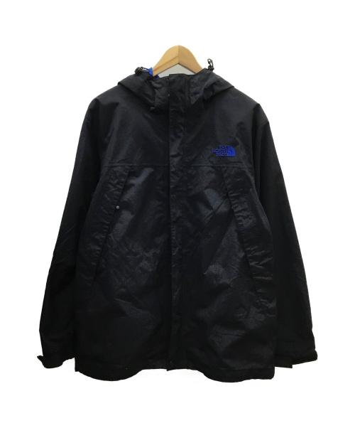 THE NORTH FACE(ザ ノース フェイス)THE NORTH FACE (ザ ノース フェイス) スクープジャケット ブラック サイズ:Mの古着・服飾アイテム