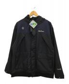 ()の古着「トレックマンジャケット」|ブラック×ネイビー