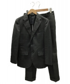 MACKINTOSH PHILOSOPHY(マッキントッシュフィロソフィー)の古着「セットアップスーツ」 グレー