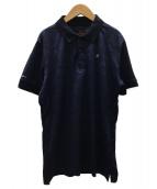 BRIEFING(ブリーフィング)の古着「ポロシャツ」|ネイビー