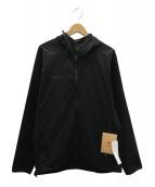 MAMMUT(マムート)の古着「GRANITE SO Hooded Jacket」|ブラック