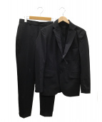 EDIFICE(エディフィス)の古着「セットアップスーツ」|ブラック
