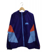 ()の古着「ウィンドランナー ウーブン NB ジャケット」|ブルー