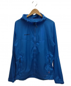 MAMMUT(マムート)の古着「Glider Jacket AF Men」 ブルー