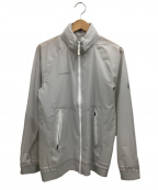 MAMMUT(マムート)の古着「Lightweight HS Hooded Jacket A」 グレー