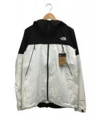 ()の古着「FLスーパーヘイズジャケット」|ブラック×ホワイト
