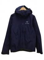 ()の古着「アルファSVジャケット」|ネイビー