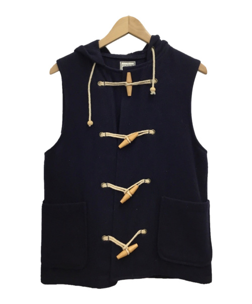 orSlow(オアスロウ)orSlow (オアスロウ) ベスト ネイビー サイズ:2の古着・服飾アイテム