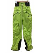 SALEWA(サレワ)の古着「トレッキングパンツ」|グリーン
