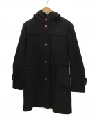 GLOVER ALL(グローバーオール)の古着「フーテッドコート」|ブラウン