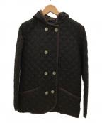 Traditional Weatherwear(トラディショナルウェザーウェア)の古着「キルティングジャケット」|ブラウン