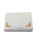 Samantha Thavasa PETIT CHOICE(サマンサタバサプチチョイス)の古着「財布」|ホワイト
