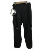 POLE WARDS(ポールワーズ)の古着「ナイロンパンツ」|ブラック