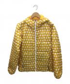 HELLY HANSEN(ヘリーハンセン)の古着「リバーシブルジャケット」|イエロー