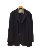 BRUNELLO CUCINELLI(ブルネロクチネリ)の古着「カシミア混テーラードジャケット」
