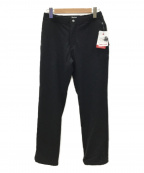 MARMOT()の古着「W's Trek Warm Pant」 ブラック