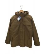 Columbia(コロンビア)の古着「cloverdale interchange jacket」 ブラウン