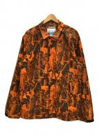 ()の古着「ストーンズリッジⅢジャケット」|オレンジ