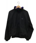 ()の古着「ジップアップジャケット」 ブラック