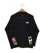()の古着「ハイブリットテックエアーインサレーテッドジャケット」 ブラック