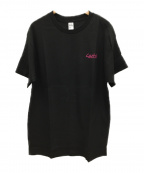 CHALLENGER()の古着「CAMS Space Mania Tee」|ブラック