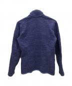 Patagonia()の古着「フリースジャケット」 ブルー