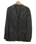 ()の古着「テーラードジャケット」|グレー