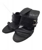 ()の古着「サンダル」|ブラック