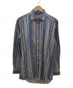 ETRO()の古着「シャツ」|ブルー