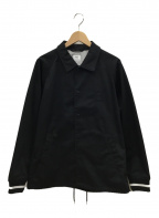nano・universe(ナノユニバース)の古着「コーチジャケット」 ブラック