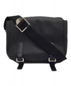 ()の古着「ミリタリー メッセンジャーバッグ XS」|ブラック