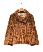 Patagonia(パタゴニア)の古着「ペリジジャケット」|ブラウン