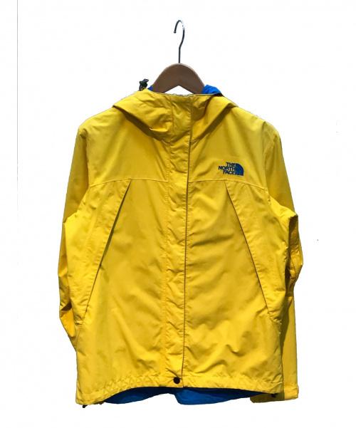 THE NORTH FACE(ザノースフェイス)THE NORTH FACE (ザノースフェイス) スクープジャケット イエロー サイズ:L 春夏物の古着・服飾アイテム