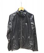PUMA by MIHARA YASUHIRO(プーマバイミハラヤスヒロ)の古着「ナイロンジャケット」|ブラック