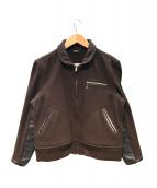 TENDERLOIN(テンダーロイン)の古着「ウールジャケット」|ブラウン