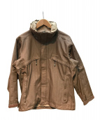 Patagonia(パタゴニア)の古着「マウンテンジャケット」|ブラウン