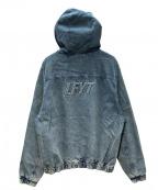 Lafayette(ラファイエット)の古着「アノラックジャケット」|インディゴブルー